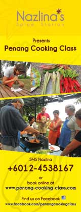 cooking class in penang