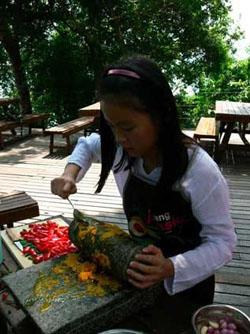 children cookingclass