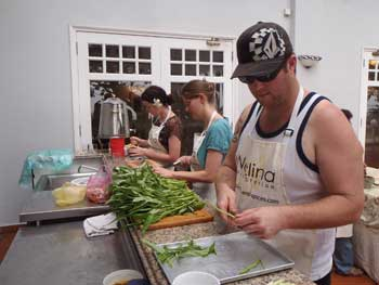 Cooking Class at E&O Hotel in George Town