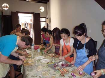 Cooking Class at Nazlina Spice Station