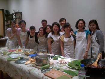 Cooking Class at Spice Station