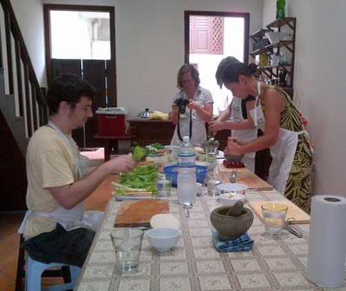 Penang Cooking Class