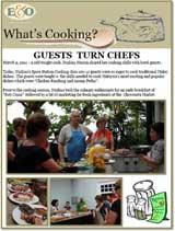 Cooking Class in E&O