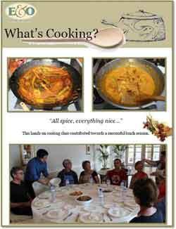 Unique Cooking Class in E&O Hotel