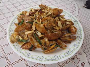 Malaysia Sea Food