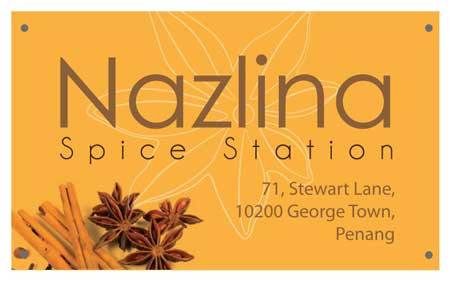 Nazlina Spice Station