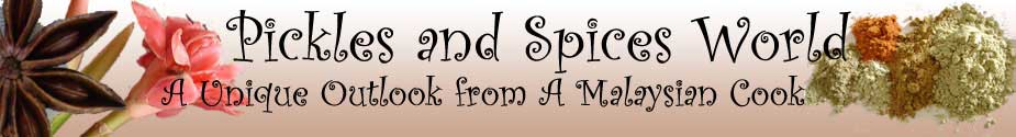 pickles and spices logo