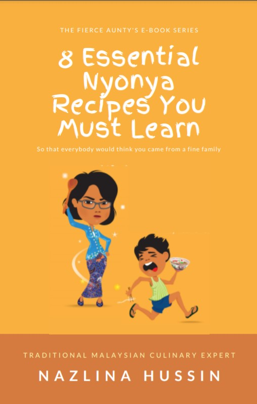 free nyonya recipes ebook