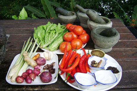 Rempah in Nyonya cuisine