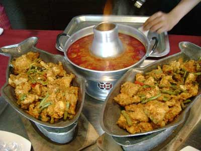 Thai food, the incredible Thai Cuisine