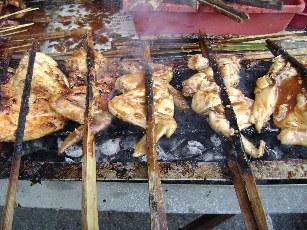 BBQ Ayam Percik