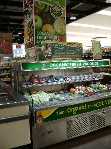 Organic Food Store