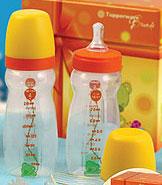 tupperware baby bottles