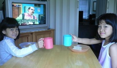 Tupperware for children